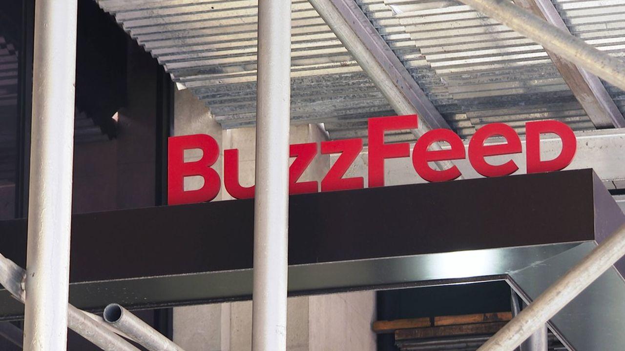 Buzzfeed est un média connu surtout pour ses contenus viraux sur les réseaux sociaux.