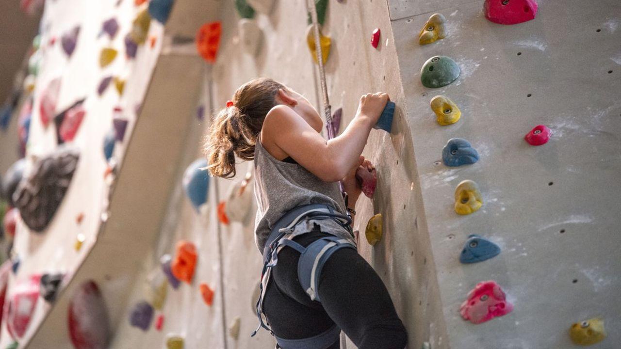 La compétition d'escalade devrait attirer quelque 15.000 spectateurs aux JO.