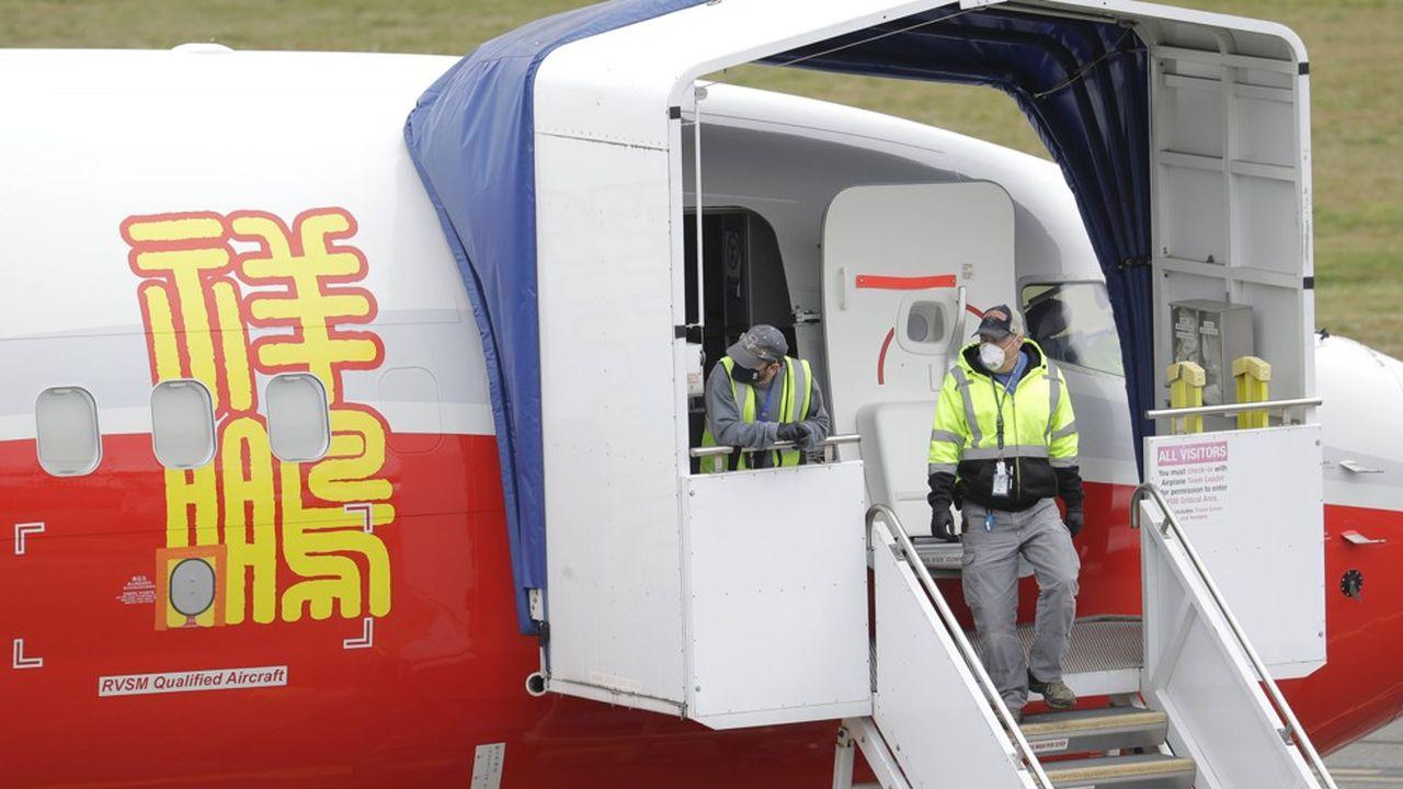 La Chine a été le premier pays à avoir cloué au sol les Boeing 737 MAX.
