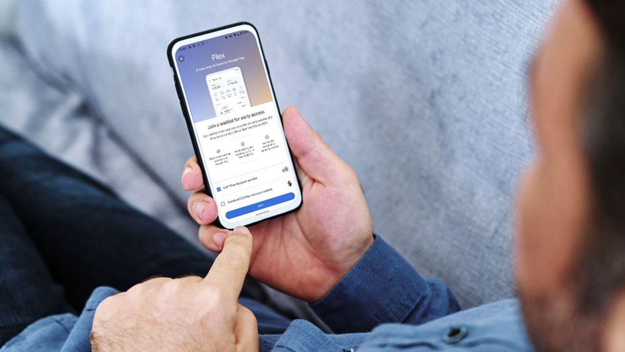 Baptisé «Plex», ce compte s'accompagnera d'une carte de crédit à l'effigie de la nouvelle marque de Google et de la banque partenaire.