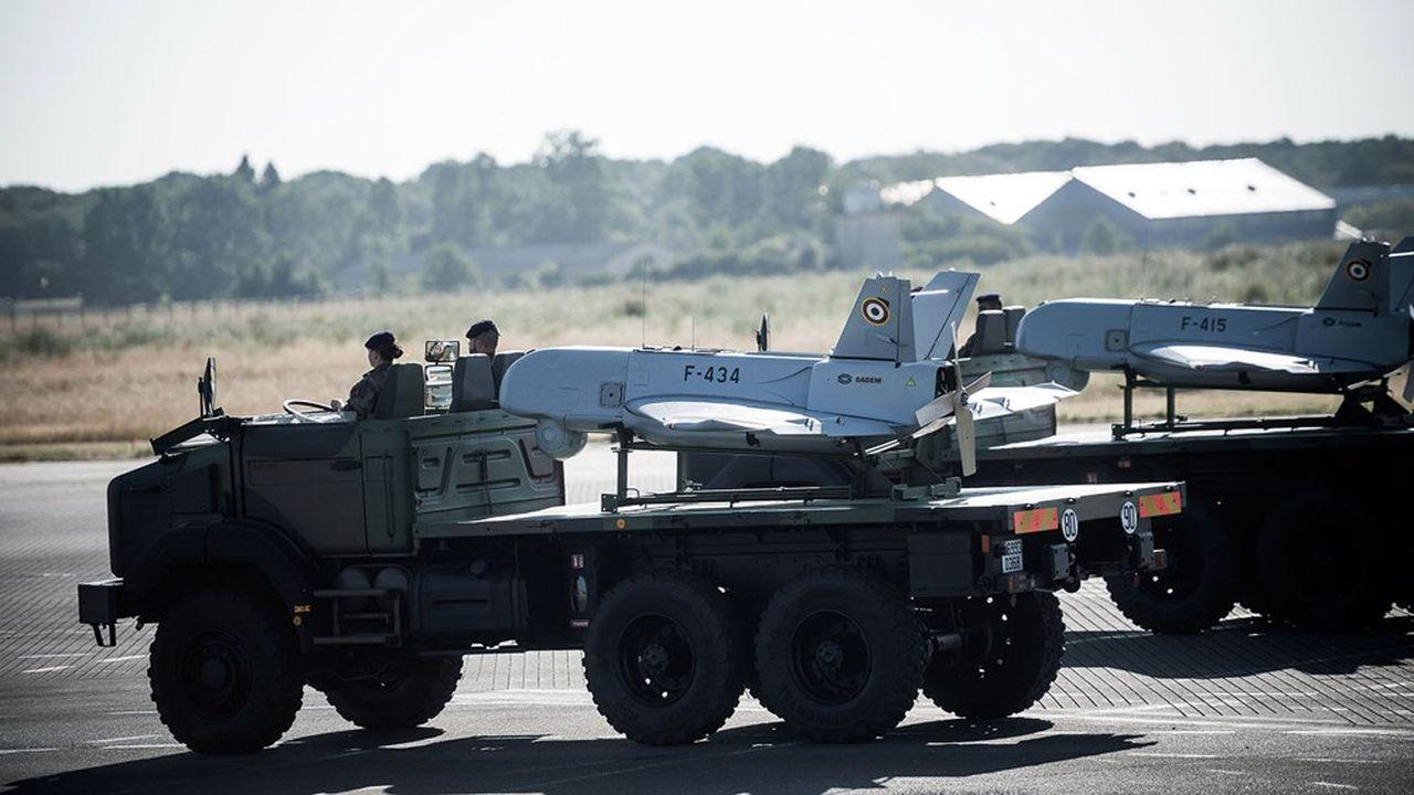 Amazon est propriétaire de 31 hectares au sein de l'ex-base aérienne BA-217 de Bretigny sur Orge