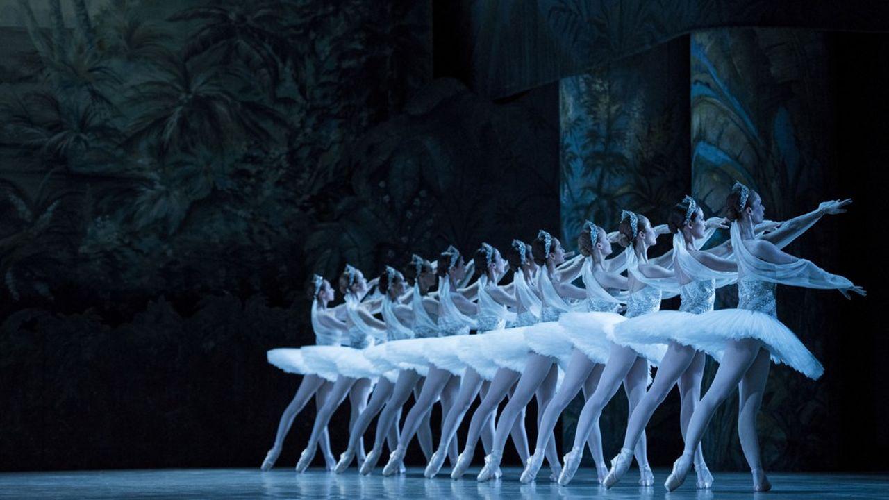 Le ballet La Bayadère est programmé en décembre à l'Opéra Bastille et sera également capté.