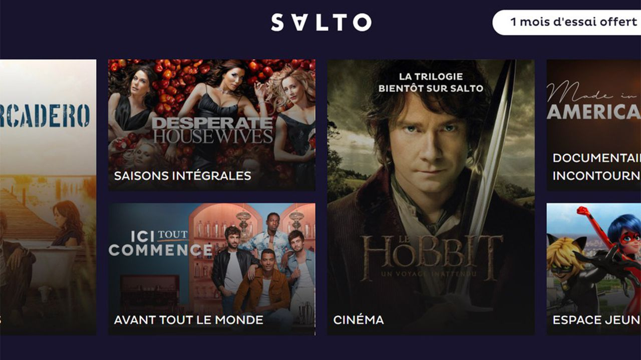 Salto a été lancé le 20 octobre.