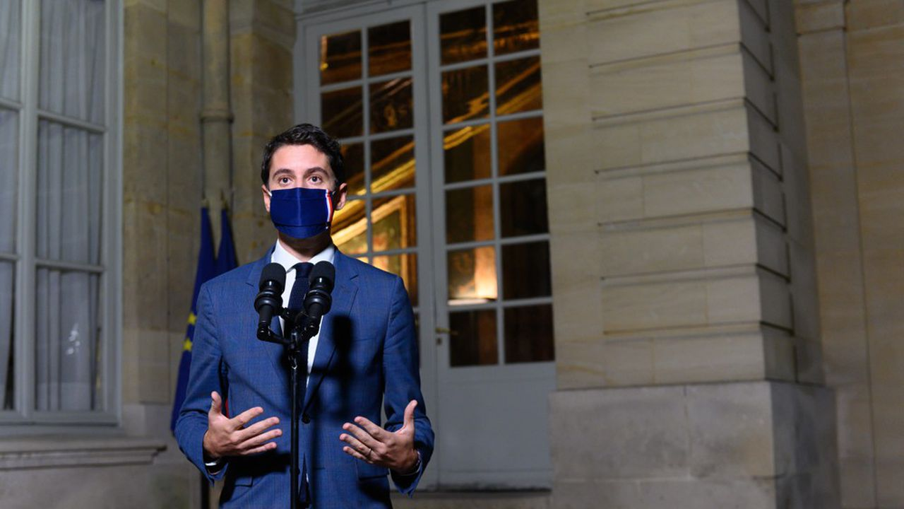 EN DIRECT Covid: le déconfinement se fera en trois étapes en France, selon Gabriel Attal