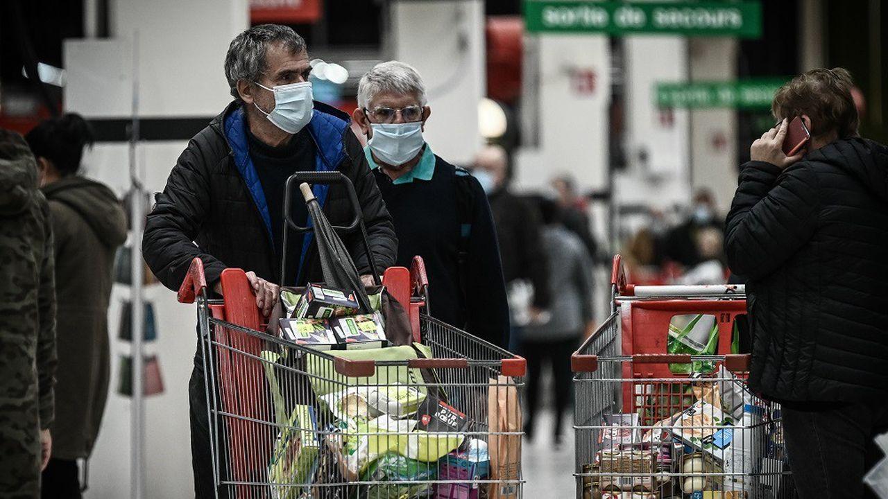 La France a enregistré dimanche13.157 cas supplémentaires de personnes positives au Covid-19.