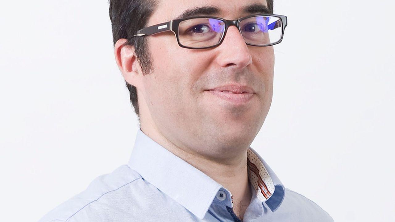 Philippe Villain-Guillot, président-fondateur de Nosopharm.