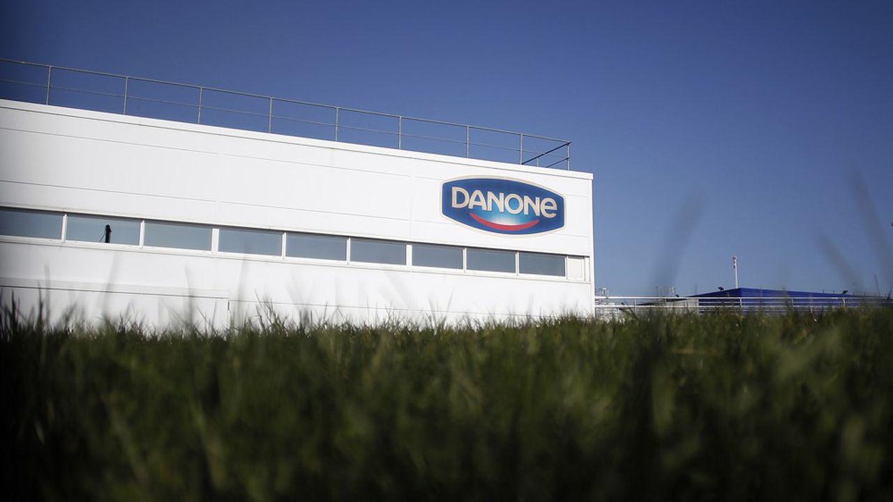 Danone : Face au Covid, Danone se réorganise et supprime jusqu'à 2.000 emplois
