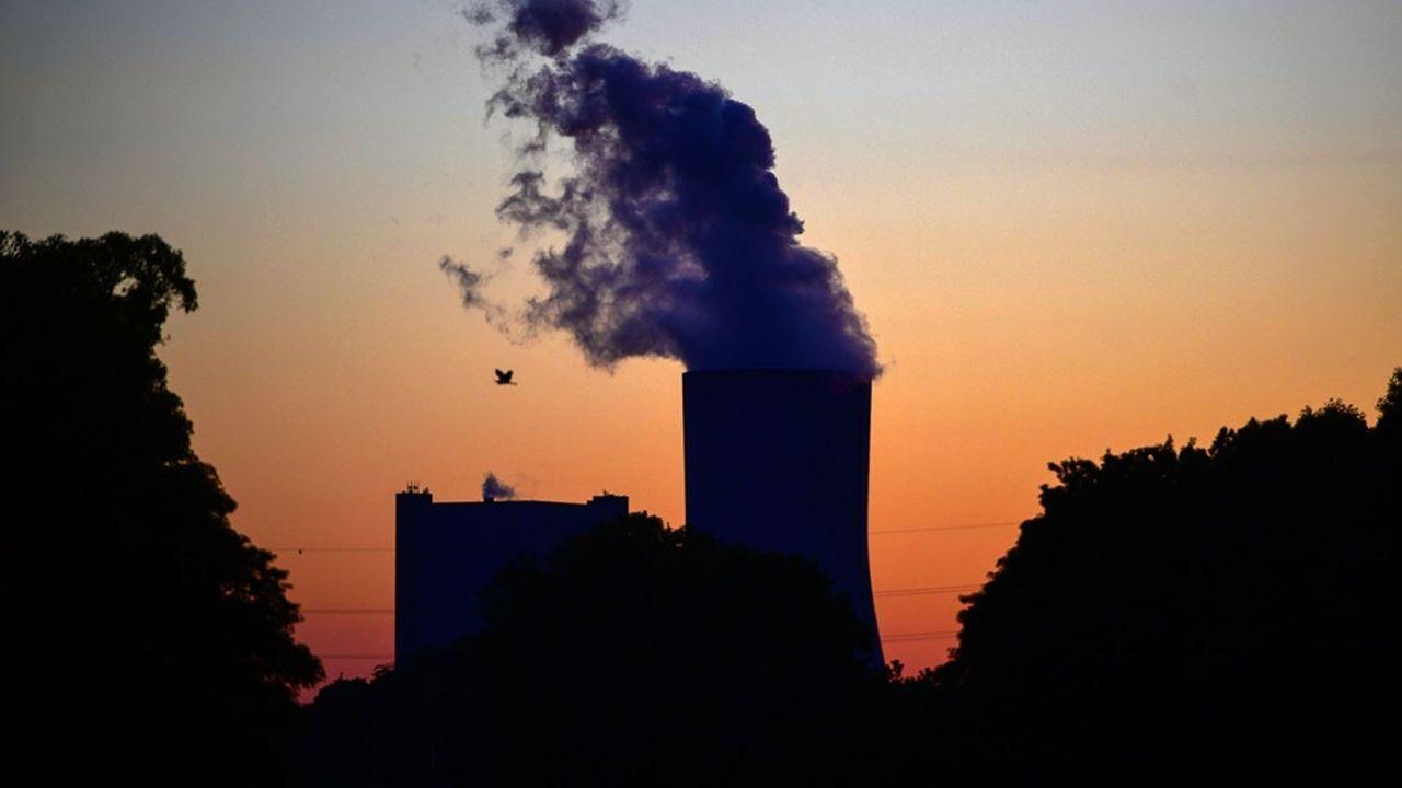 «En Allemagne, une nouvelle centrale au charbon a été mise en service dans l'ouest du pays, à Datteln, le 30 mai.»