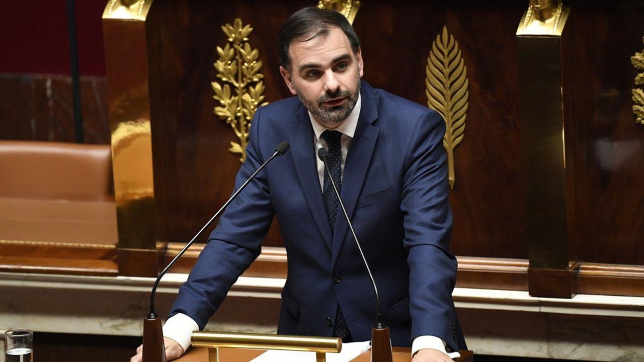 «Il y a des cas où les charges sont tellement lourdes qu'il faut sans doute aller plus loin», explique aux «Echos» Laurent Saint-Martin, le rapporteur général du Budget à l'Assemblée nationale.