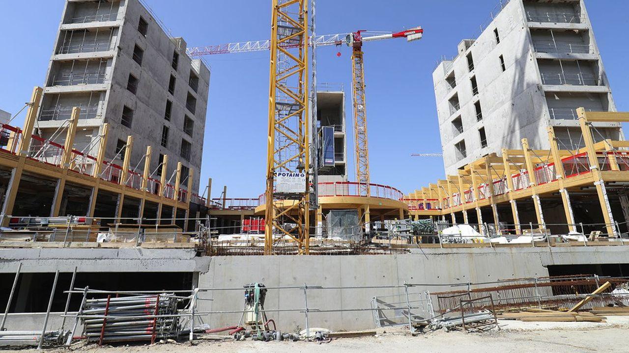 Les constructions en France ne peuvent se permettre une deuxième période de blocage comparable au premier confinement.