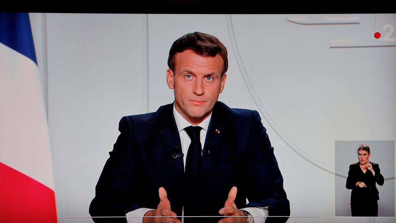 L'intervention télévisée du Président sera, une nouvelle fois, suivie avec beaucoup d'attention par les Français.