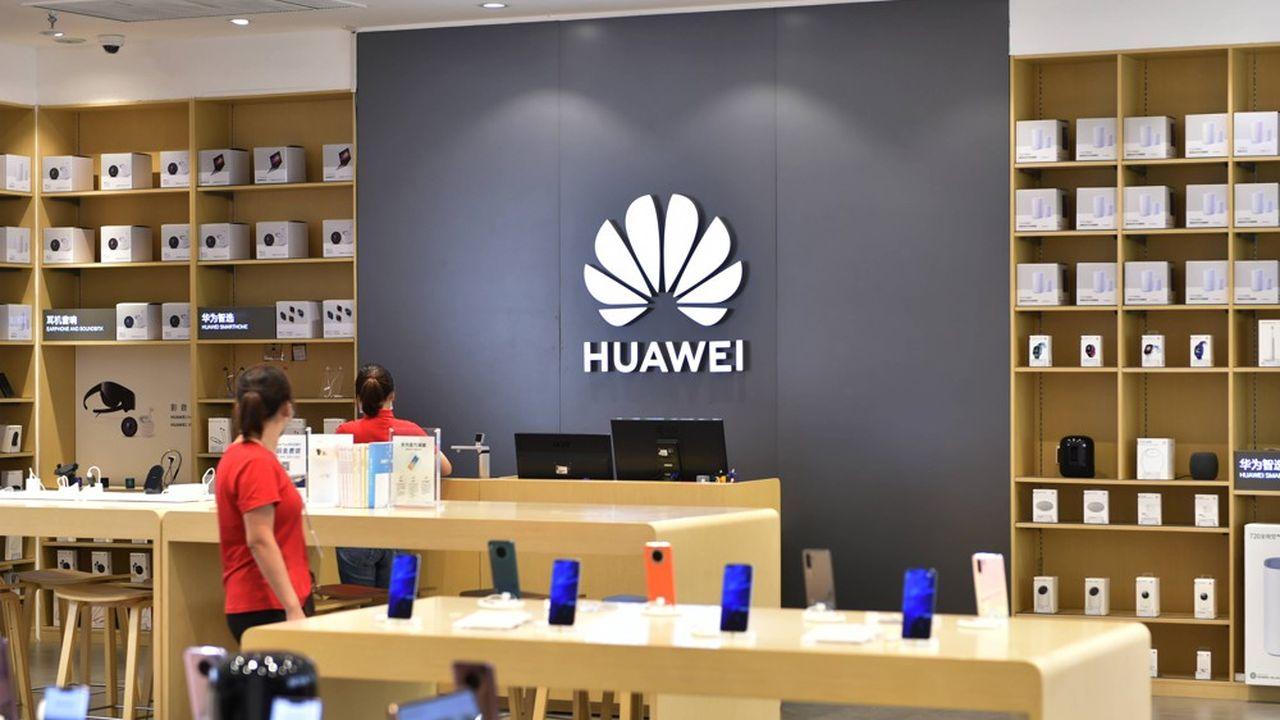 Huawei a brièvement été le n°1 mondial des ventes de smartphones cet été