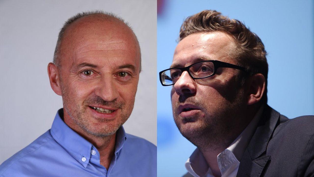 Vincent Pacini et Olivier Portier viennent de créer l'Observatoire des impacts territoriaux de la crise