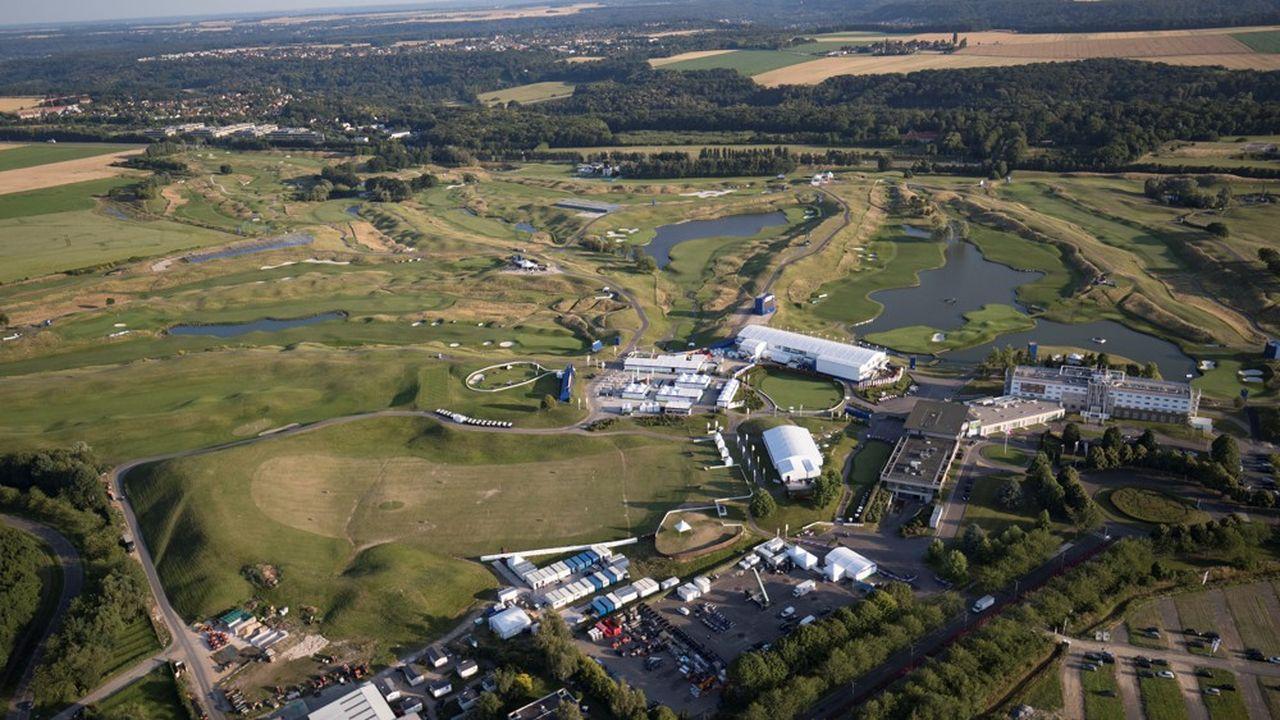 La Fédération française de golf aimerait faire de Saint-Quentin un sanctuaire du golf national.