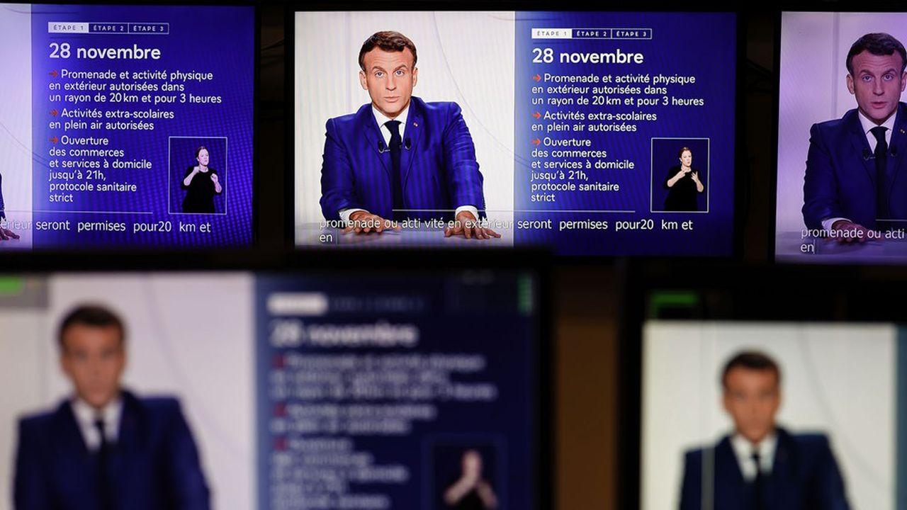 S'exprimant une nouvelle fois à l'occasion d'une allocution télévisée, Emmanuel Macron a fixé les jalons du déconfinement.