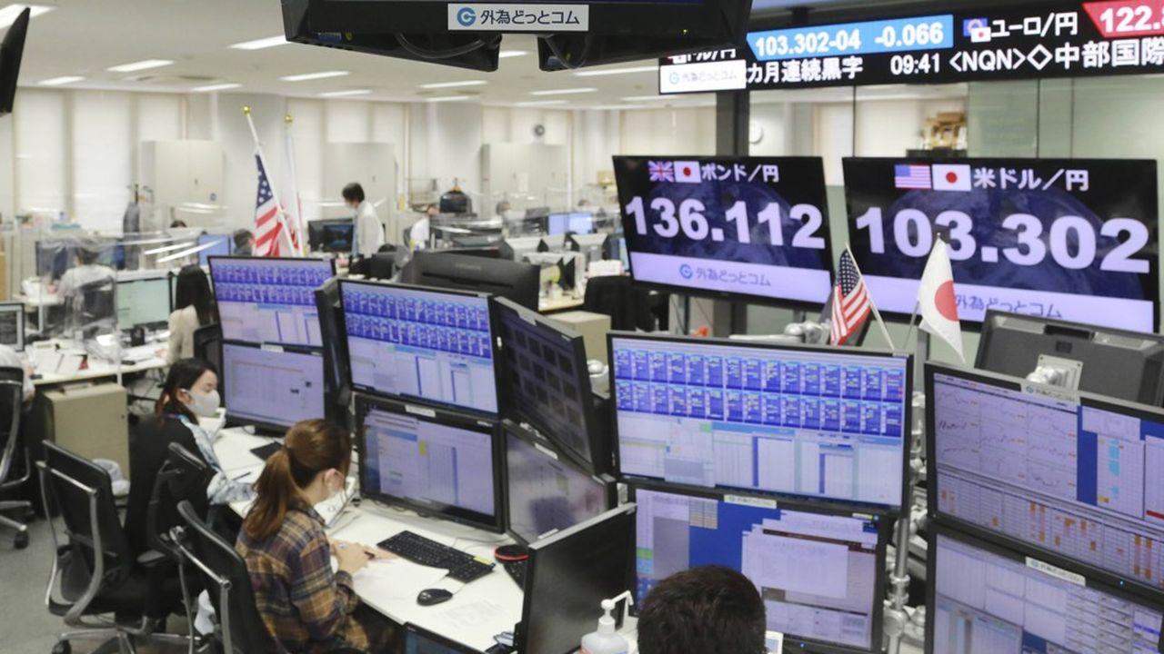 Les investisseurs nippons se détournent de l'Europe.