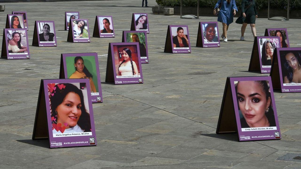 En avril2020, 267 féminicides ont été recensés au Mexique, le recensement mensuel le plus important de ces cinq dernières années.