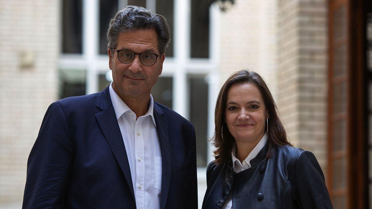 Julie Couturier a été élue bâtonnier de Paris mercredi soir. Elle prendra ses fonctions le 1erjanvier 2022 avec son vice-bâtonnier Vincent Nioré.