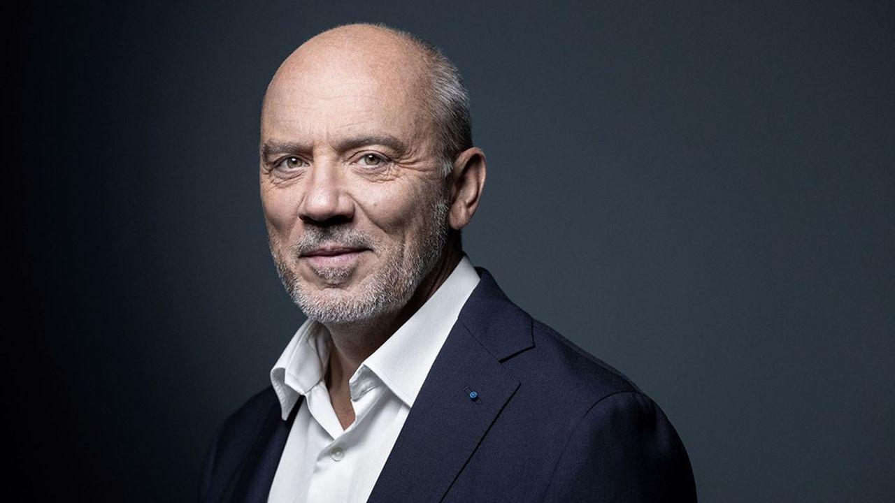 Stéphane Richard, le PDG du groupe Orange.