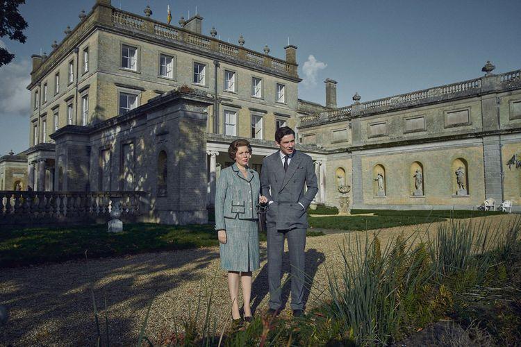 La série « The Crown » sur Netflix met à l'honneur la famille royale britannique.