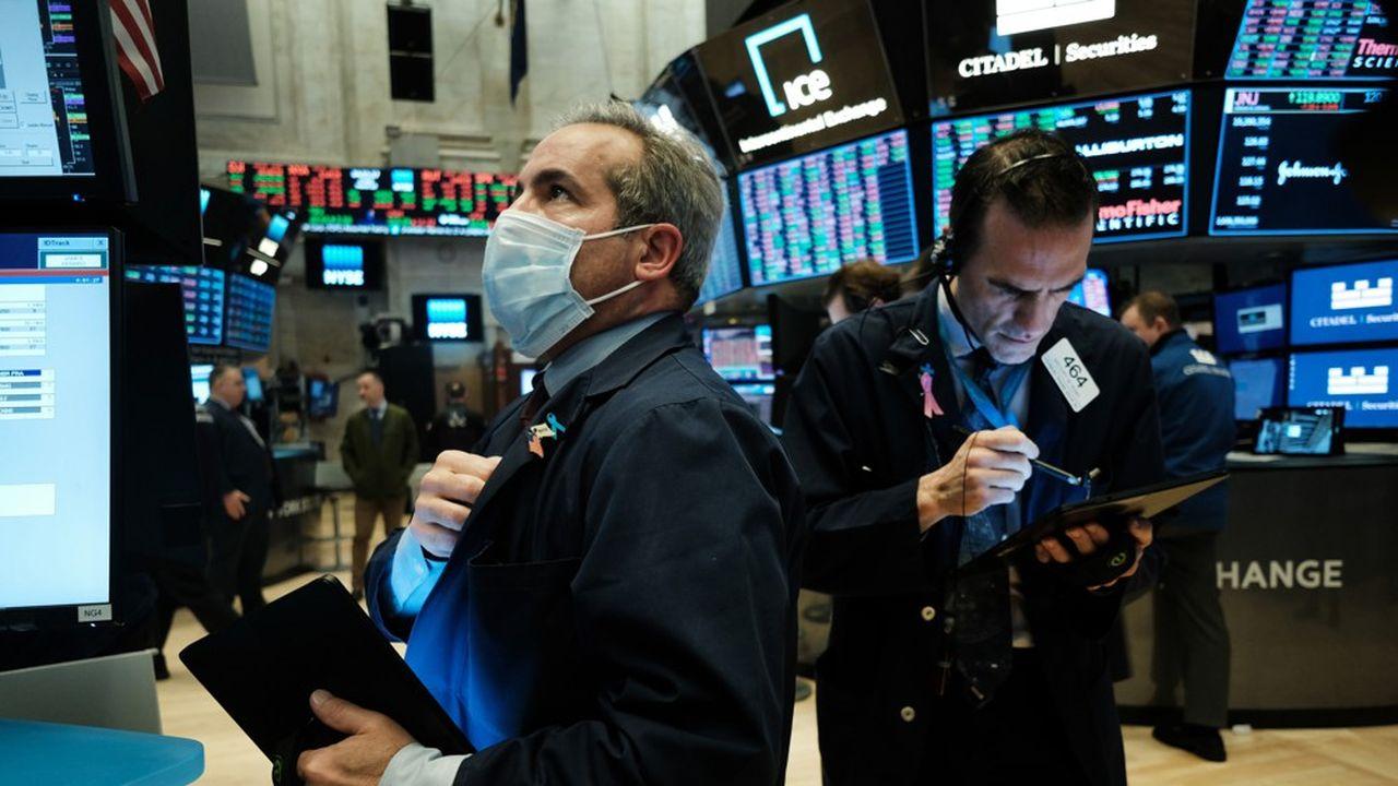 Le célèbre indice Dow Jones a franchi mardi le seuil des 30.000 points, mais peu de professionnels s'en soucient réellement.