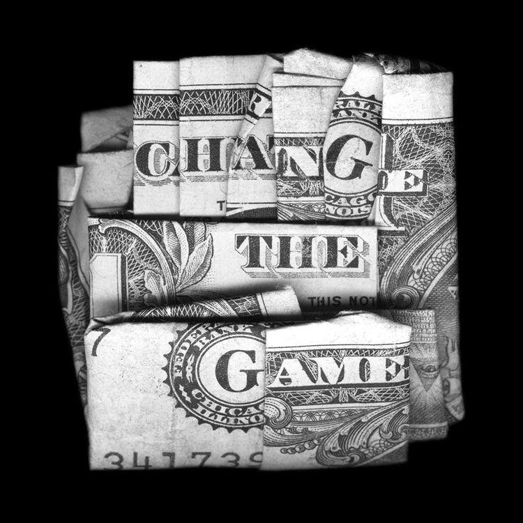 « Change the Game » de l'artiste américain D-TAG, extrait de la série « Cash America ».