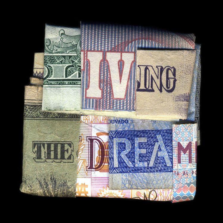 « Living the Dream » de l'artiste américain D-TAG, extrait de la série « Beau Monde ».