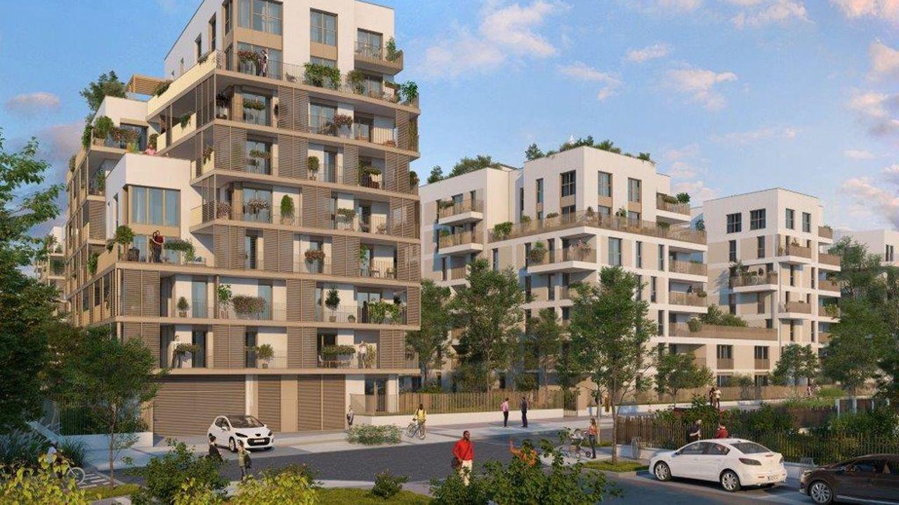 Rueil-Malmaison : des logements intermédiaires pour les classes moyennes