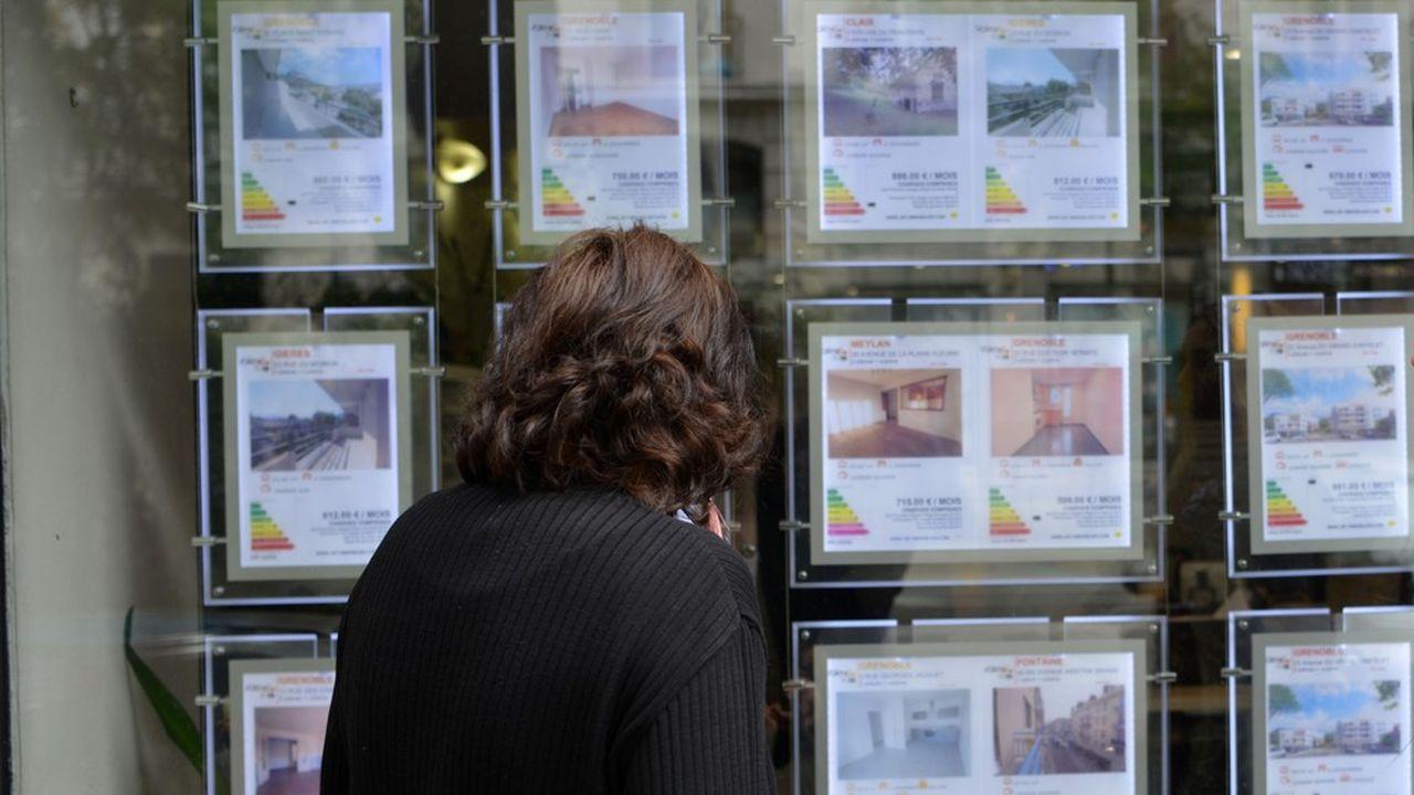 Immobilier : la cote des agents en hausse