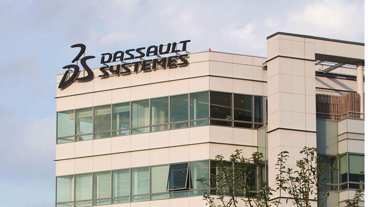 Dassault Systèmes.
