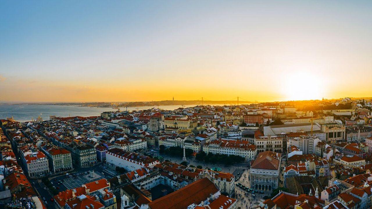 Le taux portugais à 10 ans est passé brièvement en territoire négatif pour la première fois de son histoire.