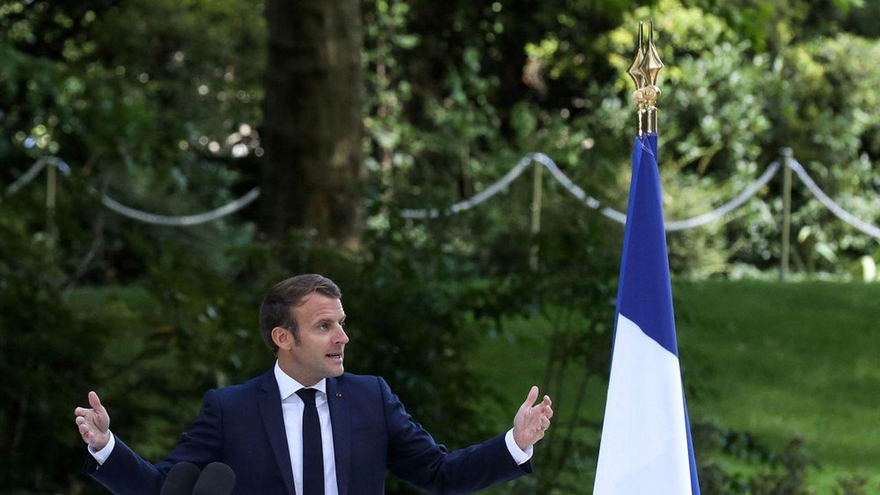 Emmanuel Macron recevra dans les prochains jours les membres de la Convention citoyenne pour le climat, avant la présentation du projet de loi en Conseil des ministres en début d'année prochaine.