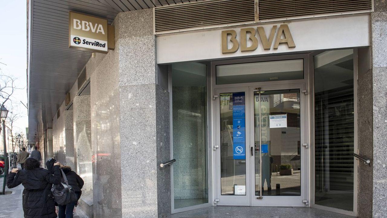 BBVA, le deuxième groupe bancaire espagnol, pourrait chercher une nouvelle cible.