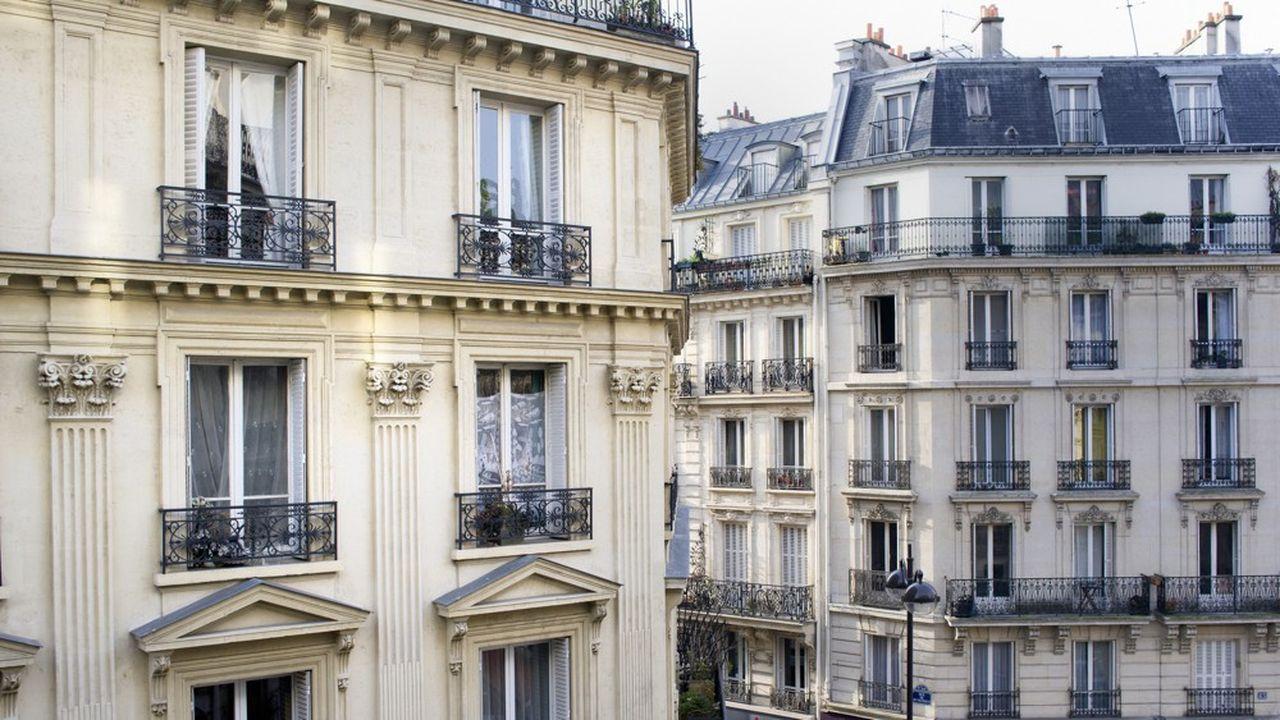 Immobilier parisien : baisse de pression sur la demande
