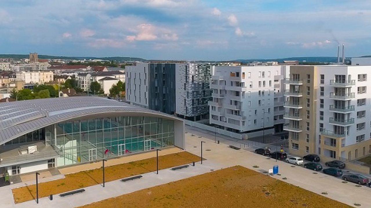 Le groupe scolaire devrait finalement être implanté dans le quartier Mantes-Université.