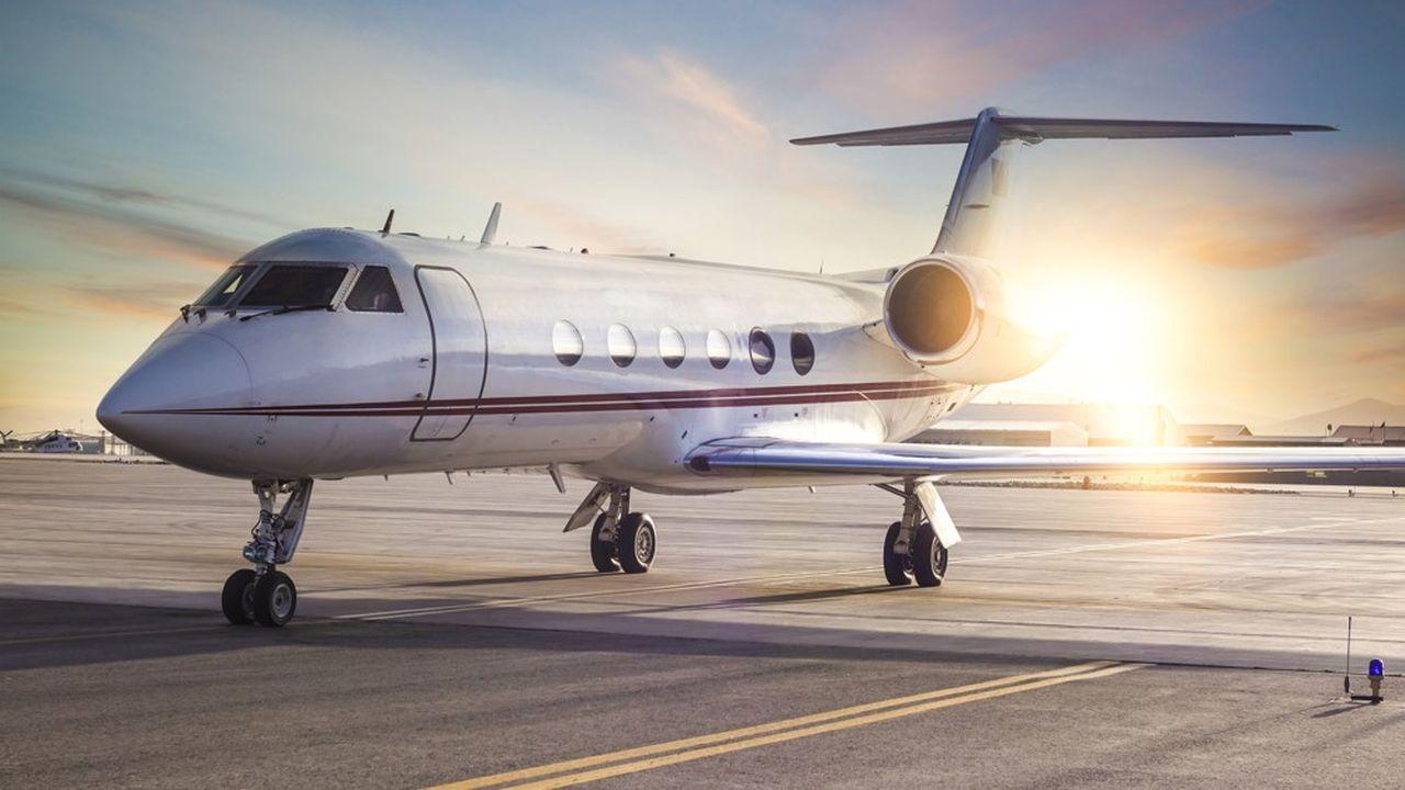 L'été dernier, l'aviation d'affaires a ponctuellement retrouvé un niveau d'activité proche de la normale grâce aux vacanciers fortunés.