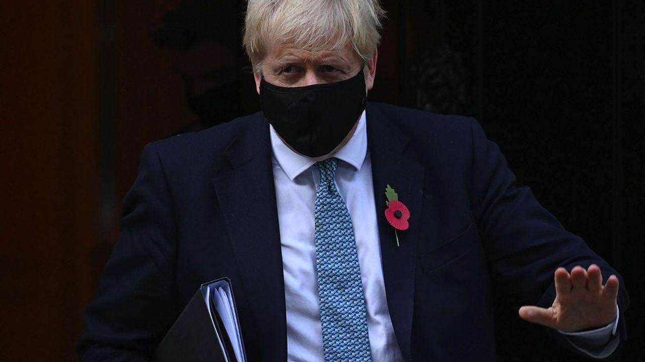 COVID-19, récession, Brexit, le Premier ministre Boris Johnson est confronté à de nombreux défis