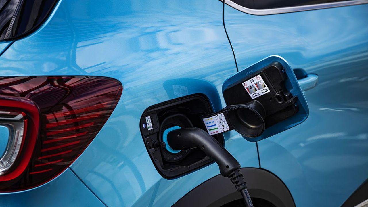 Le Renault Captur hybride rechargeable fait un carton depuis son lancement en juin dernier.
