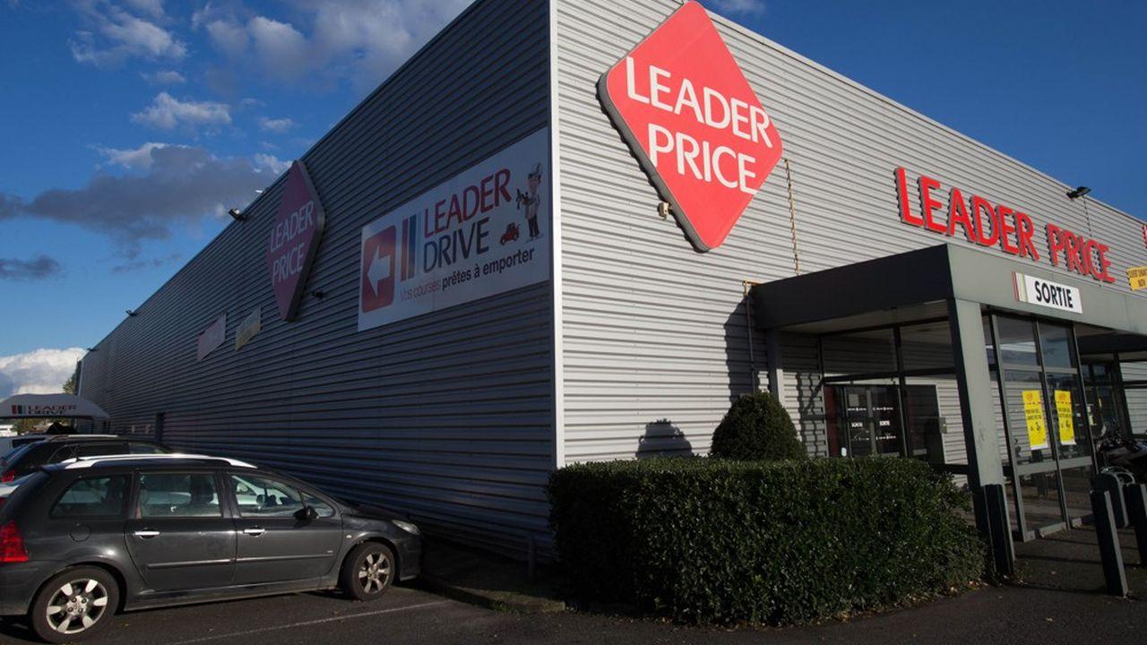 Casino cède 545 Leader Price à Aldi.