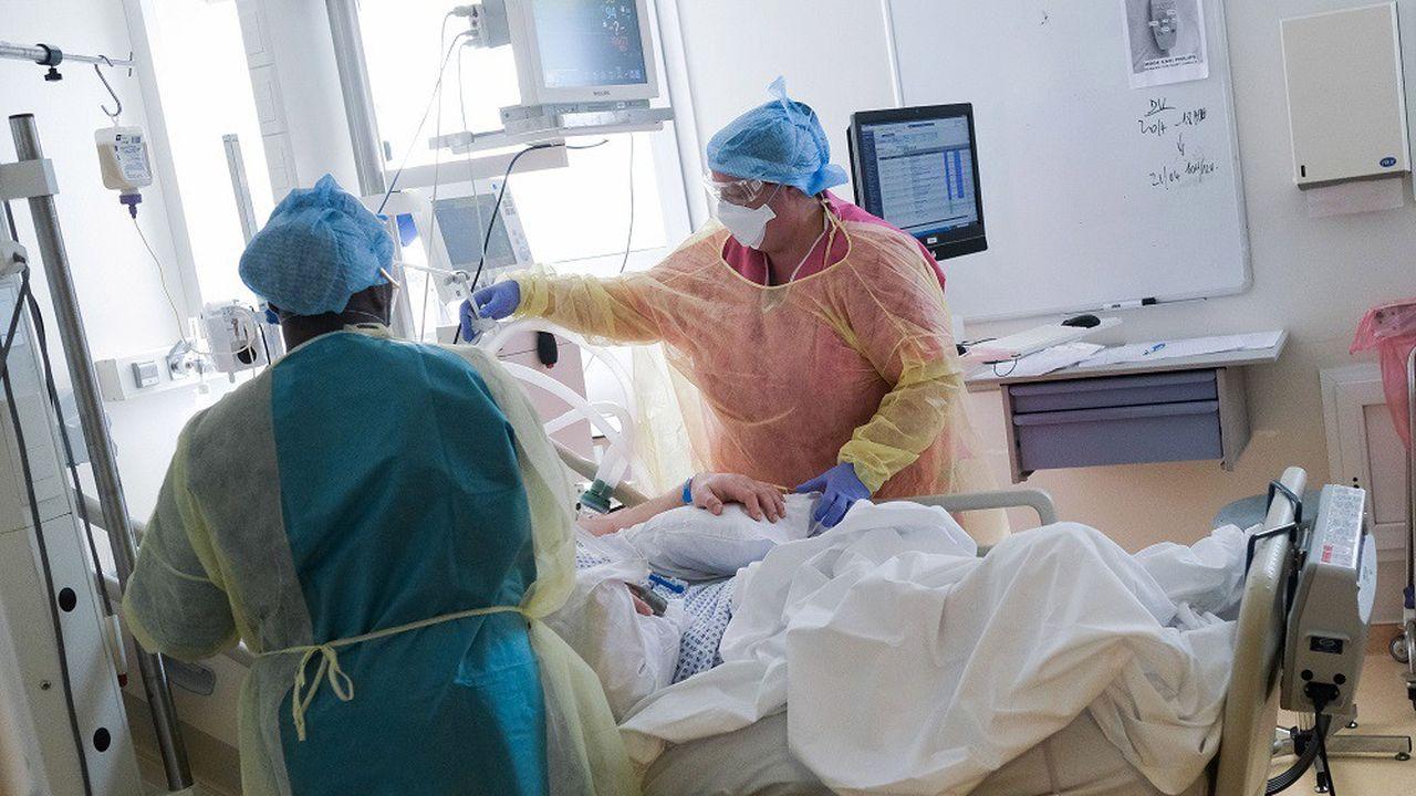 Plus de 3.750 malades du Covid-19 se trouvent actuellement en réanimation.