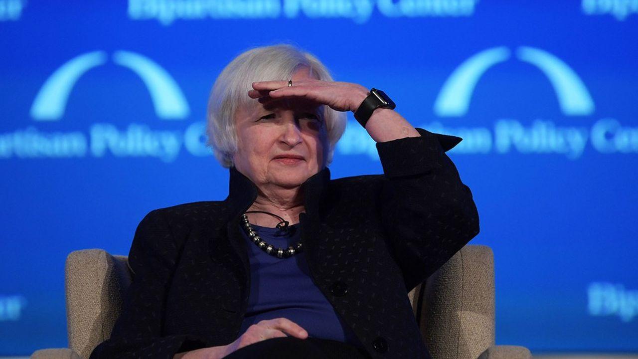 Janet Yellen est la première femme au Trésor, dans un milieu planétaire de l'économie et de la finance qui reste hypermasculin