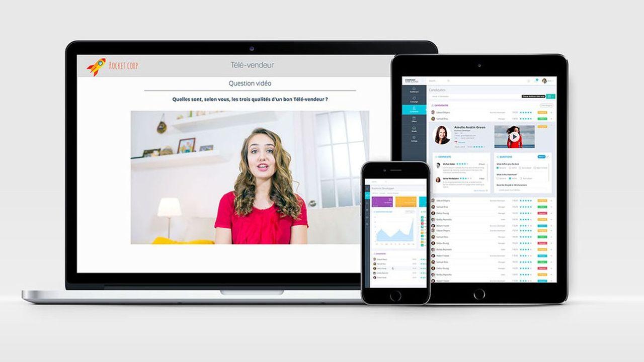 TalentView simplifie et digitalise le processus de recrutement