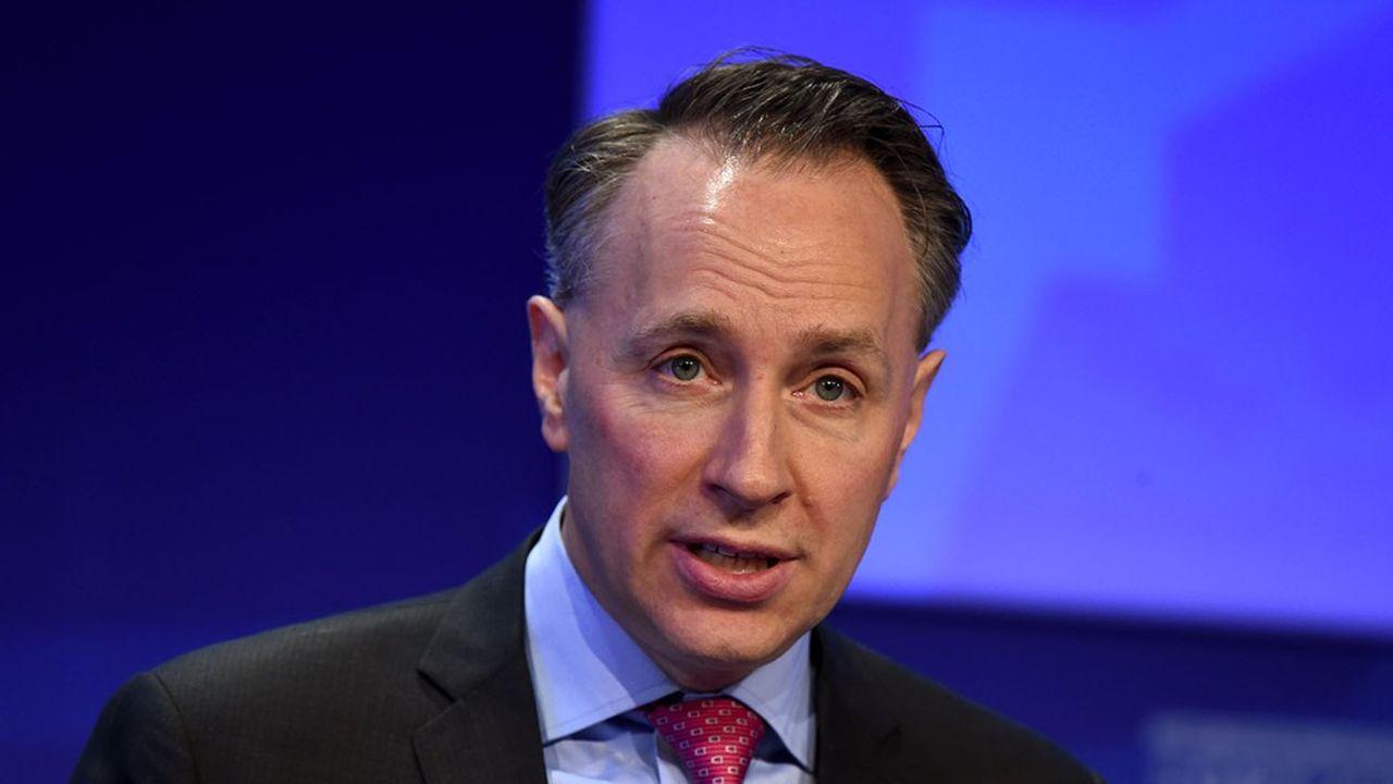 «Nous avons bon espoir que ce sujet (des dividendes, NDLR) se normalise l'année prochaine», déclare Thomas Buberl, le patron d'AXA.