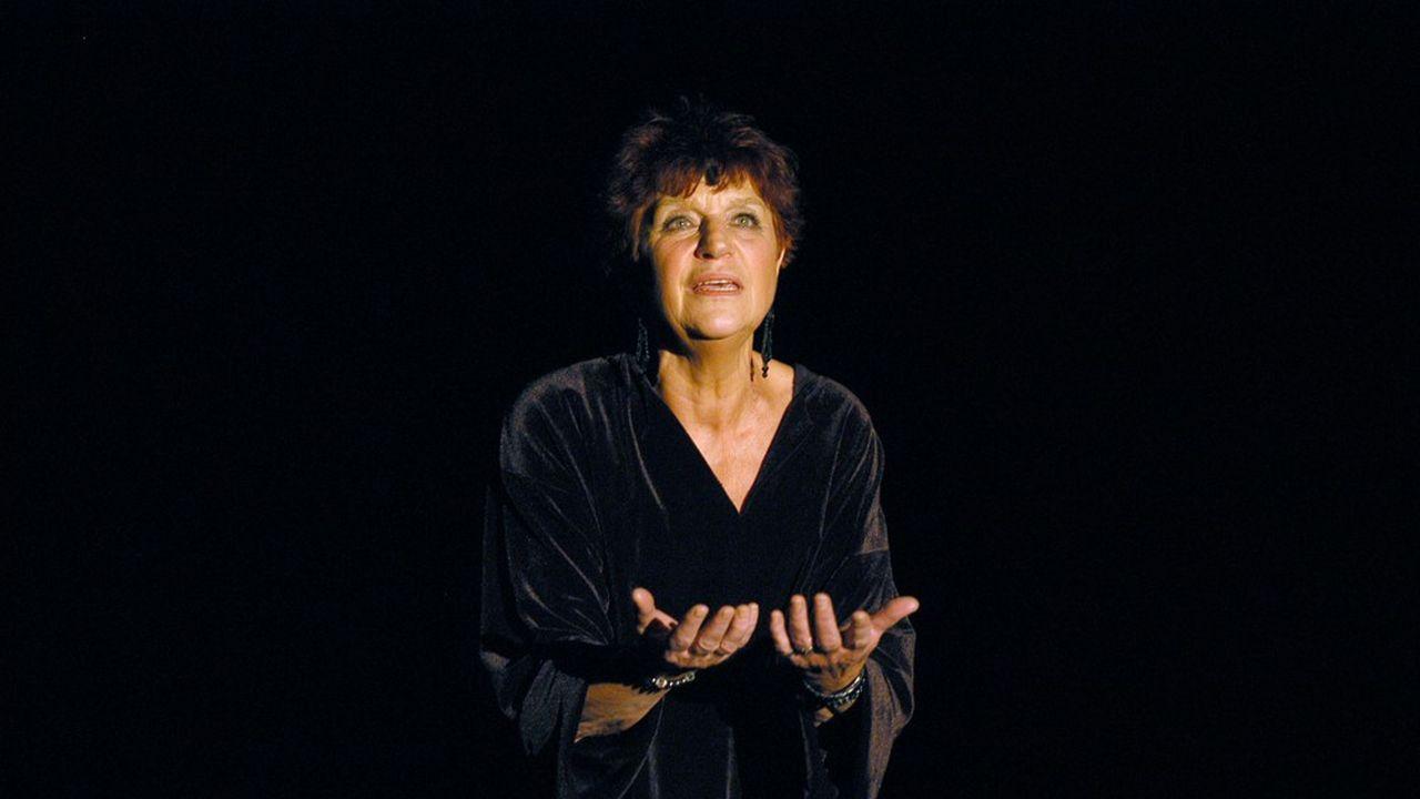 La chanteuse Anne Sylvestre est morte à l'âge de 86 ans