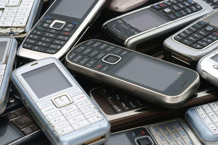 1,5milliard de nouveaux téléphones sortent des usines chaque année dans le monde.