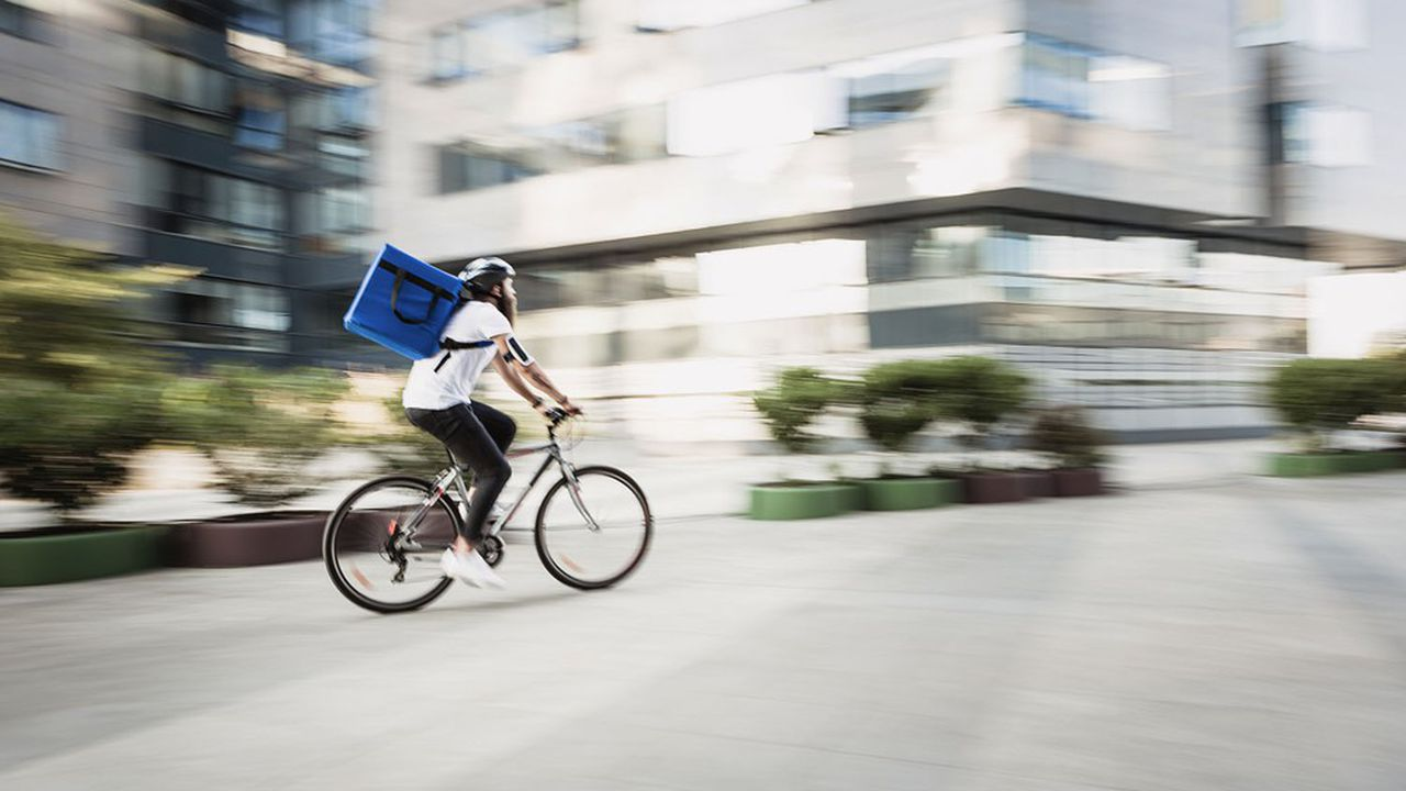 Jean-Yves Frouin a été chargé cet été de faire des préconisations pour «réguler les plateformes numériques», notamment celles de livraison de plats à domicile.