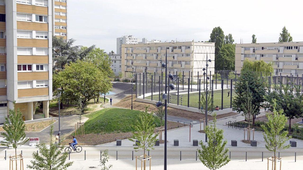 Le projet de rénovation urbaine est estimé par la Ville à 136millions d'euros