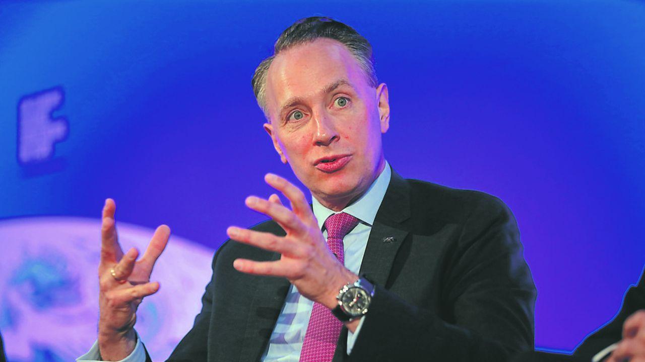 «Je veux qu'on se focalise d'abord sur la croissance organique», déclare Thomas Buberl, le directeur général d'AXA.
