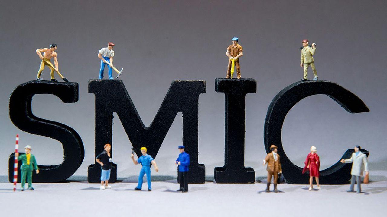 Le SMIC fête ses cinquante ans cette année 2020.