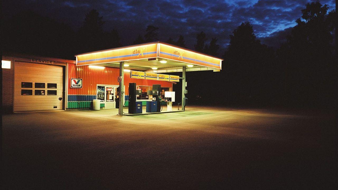 En Suède, la taxe carbone est incluse dans le prix du litre à la pompe, à hauteur d'un cinquième du tarif affiché.